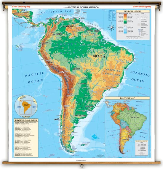 Th Grade February Th Bellacks Bits Of News - Argentina map mountains